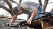 opsporen van lekkage in een dakkapel